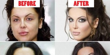 26 evidence of the power of makeup