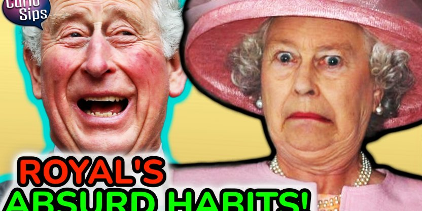The Fancies Of Elizabeth II And Her Family ! What Do The Royals NOT Eat Or Do?