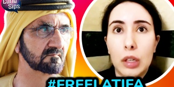Princess Latifa - New Proof Of Dubai Sheik's Daughter's Tragic Fate?!